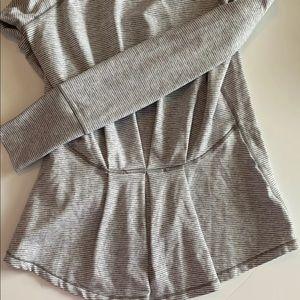 Lululemon Warm Your Core Long Sleeve Top